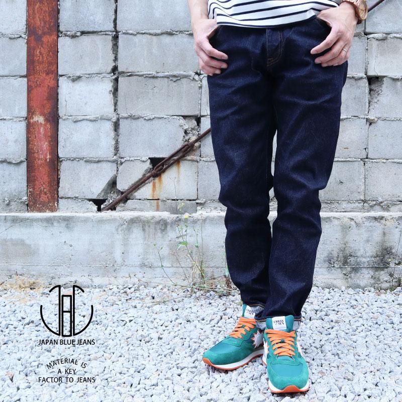 JAPAN ジャパンブルージーンズ J6105JZ パンツ ボトムス 12.5oz プレップ メンズ JEANS セルヴィッチ デニム BLUE ストレッチ