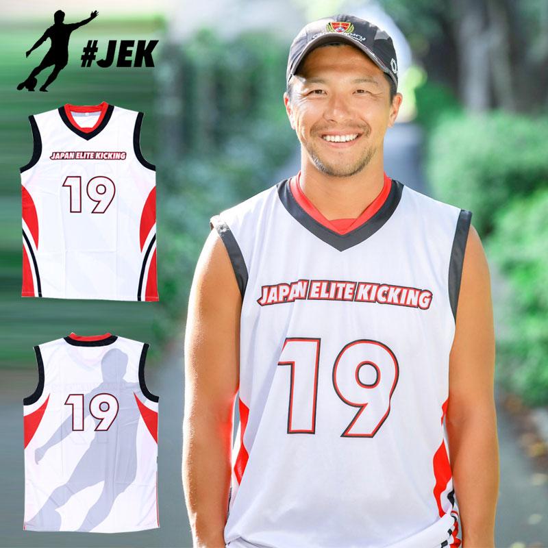 Japan Elite Kicking #JEK ジャパンエリートキッキング バスケシャツ タンクトップ スポーツウェア メンズ スポーツ ラグビー
