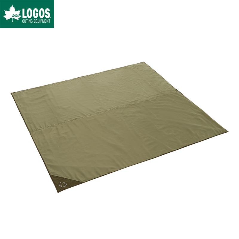 LOGOS ロゴス キャンプ テントマット ぴったり防水マット XL