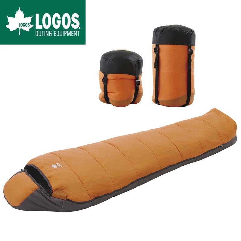 LOGOS ロゴス 寝袋 シュラフ マミー型 洗える ウルトラコンパクトアリーバ 適正温度-2℃まで 防災