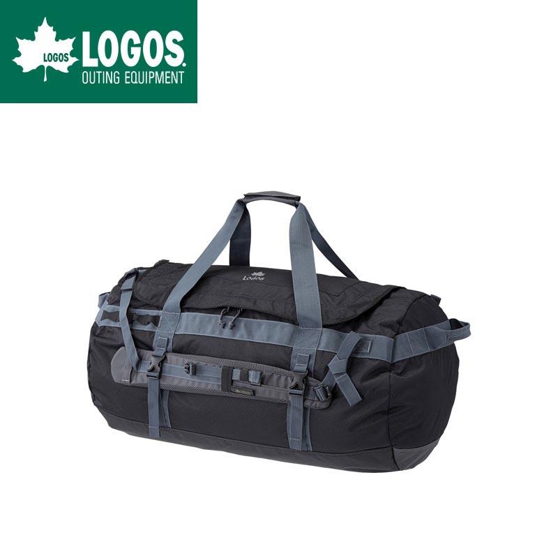 LOGOS ロゴス ADVEL 2way ダッフルバッグ 65L ブラック 黒
