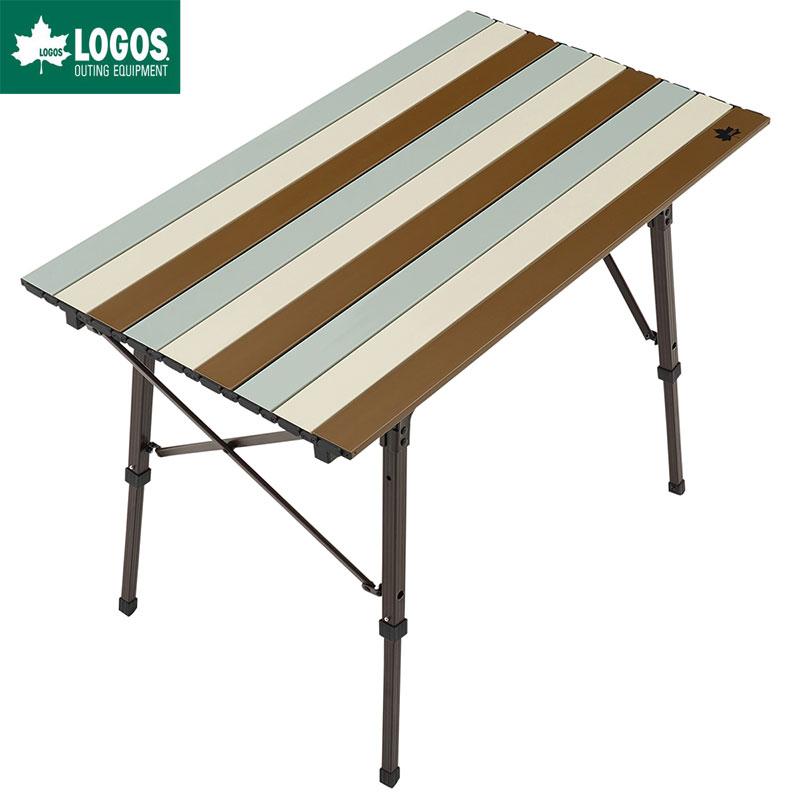 LOGOS ロゴス アウトドア オートレッグテーブル 9050 ヴィンテージ