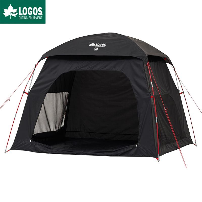 LOGOS ロゴス サンシェード テント Black UV スクリーンシェードM-AI