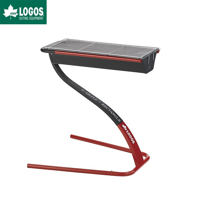 LOGOS ロゴス バーベキューグリル S grill レクタ