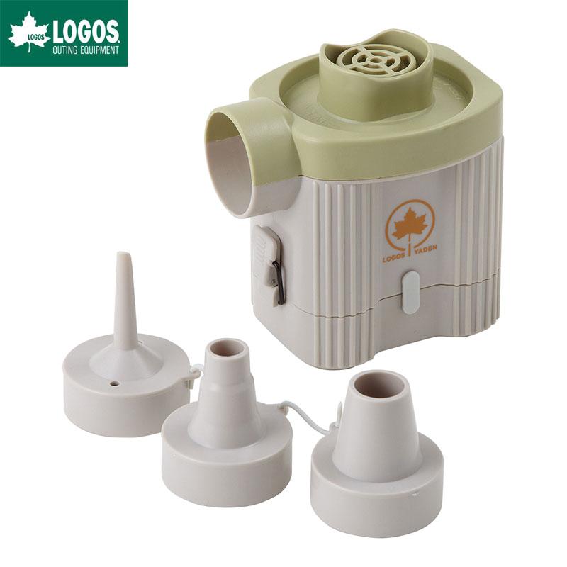 LOGOS ロゴス 電動 エアポンプ バッテリーハイパワーブロー 0.38PSI