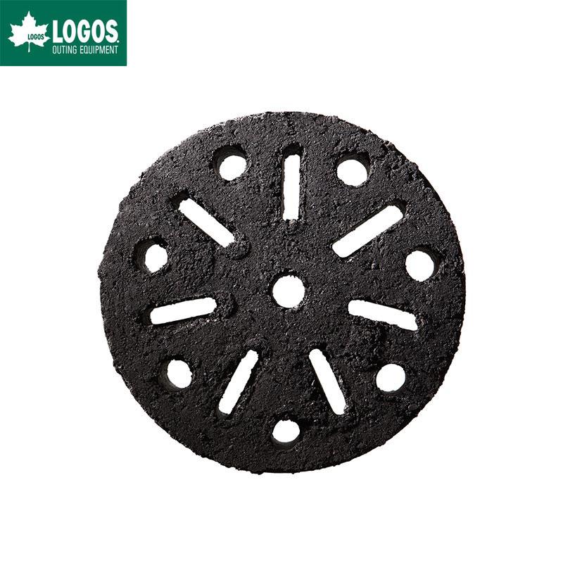 LOGOS ロゴス 炭 バーベキュー チャコール エコココロゴス ラウンドストーブ Pro 44個入