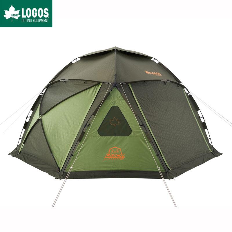 LOGOS ロゴス テント 大型 ドーム型 タープテント スペースベース デカゴン BJ