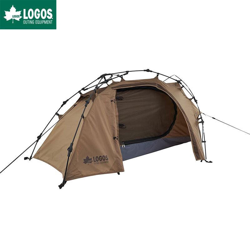 LOGOS ロゴス テント neos Q-TOP リバイバルSOLO DOME-BJ ワンタッチ 一人用 キャンプ