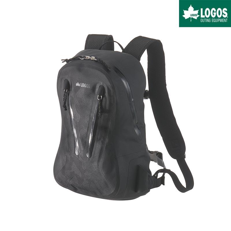 LOGOS ロゴス SPLASH mobi ザック 14L バックパック 防水 ブラックカモ