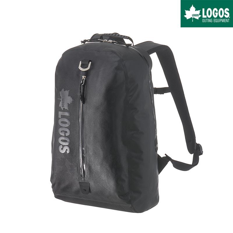 LOGOS ロゴス SPLASH mobi ザック 25L バックパック 防水 ブラックカモ
