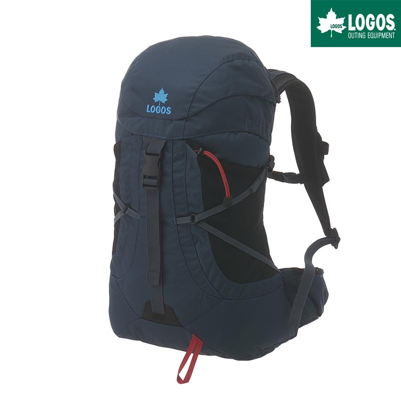 LOGOS ロゴス サーマウント30L MBP バックパック ネイビー