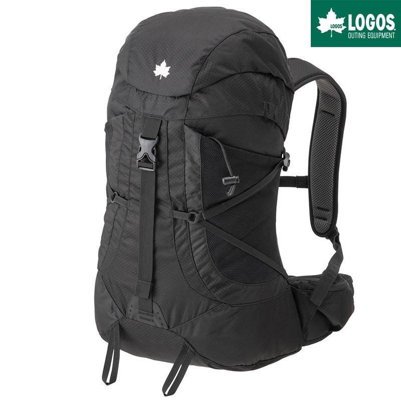 LOGOS ロゴス サーマウント30L MBP バックパック ブラック 黒