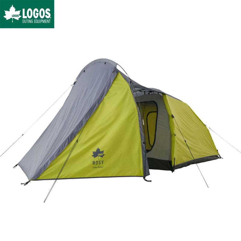 タープテント L-BJ Q-TOP ロゴス ROSY リビング キャンプ用テント 3-5人用 LOGOS
