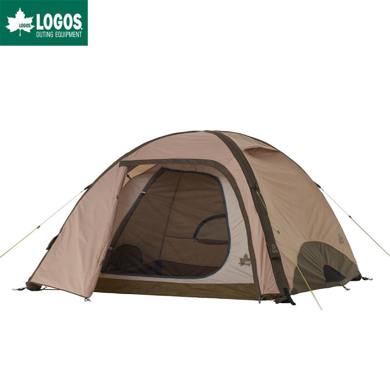 キャンプ用テント M-BJ Tradcanvas 4人用 ドーム LOGOS ロゴス エアマジック