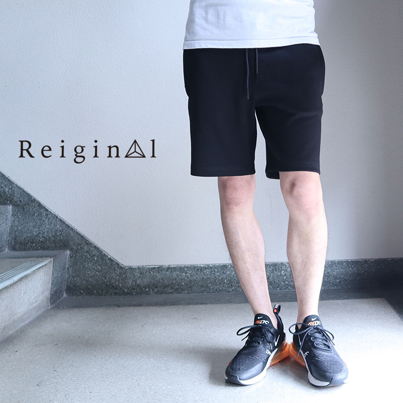 REIGINAL レイジナル ストレッチ ショートパンツ S M L LL メンズ 黒