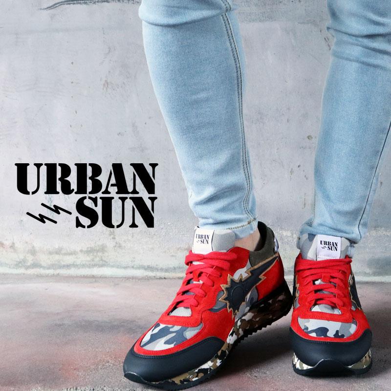030 アーバンサン メンズ ja URBAN jean 日本限定モデル スニーカー SUN 国内正規品