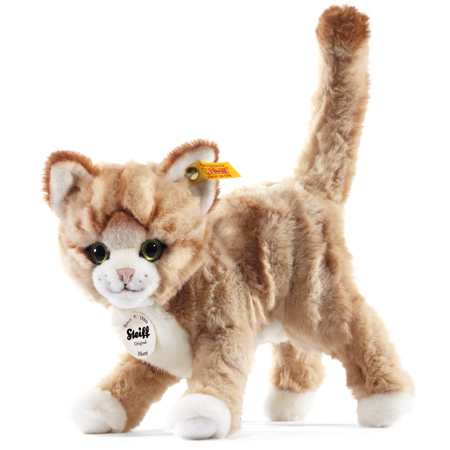 シュタイフ steiff シュタイフ社製 ネコのミジー 25cm おしゃれ