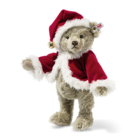 シュタイフ steiff クリスマス テディベア 世界限定1225体 おしゃれ