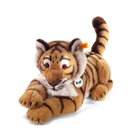 【シュタイフ steiff】シュタイフ社製タイガーのラージャ 45cm