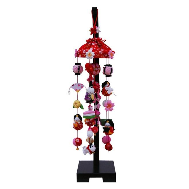 スタンド 飾り台 つるし飾り 雛人形 吊るし飾り 華まりびな 小サイズ おしゃれ