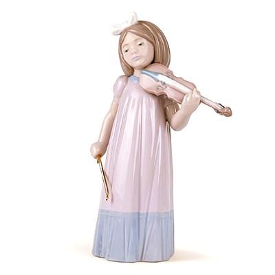 【NAO】バイオリンの少女