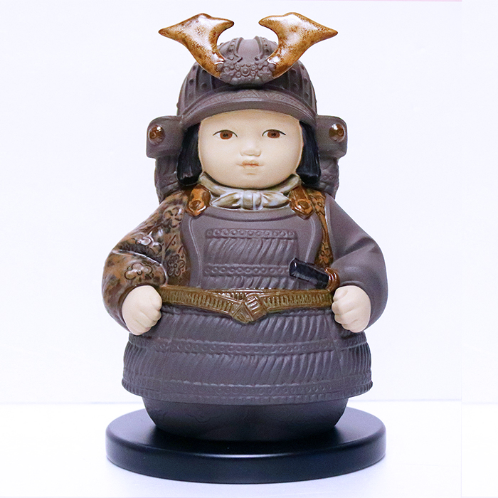 リヤドロ LLADRO 五月人形サムライ Samurai toy