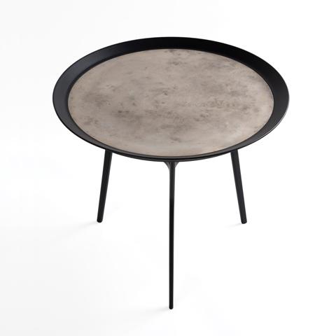 KANAYA カナヤ | トレイテーブル HK+02 伝統色天板タイプ 純銀色