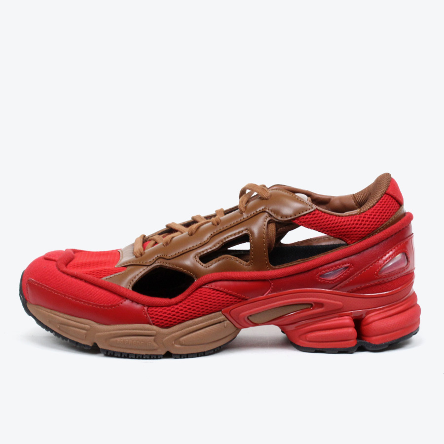 【SALE】【メンズ新品】【送料無料】ADIDAS BY RAF SIMONS(ラフ・シモンズ)RS REPLICANT OZWEEGO テーラード ジャケット RED [NEW]