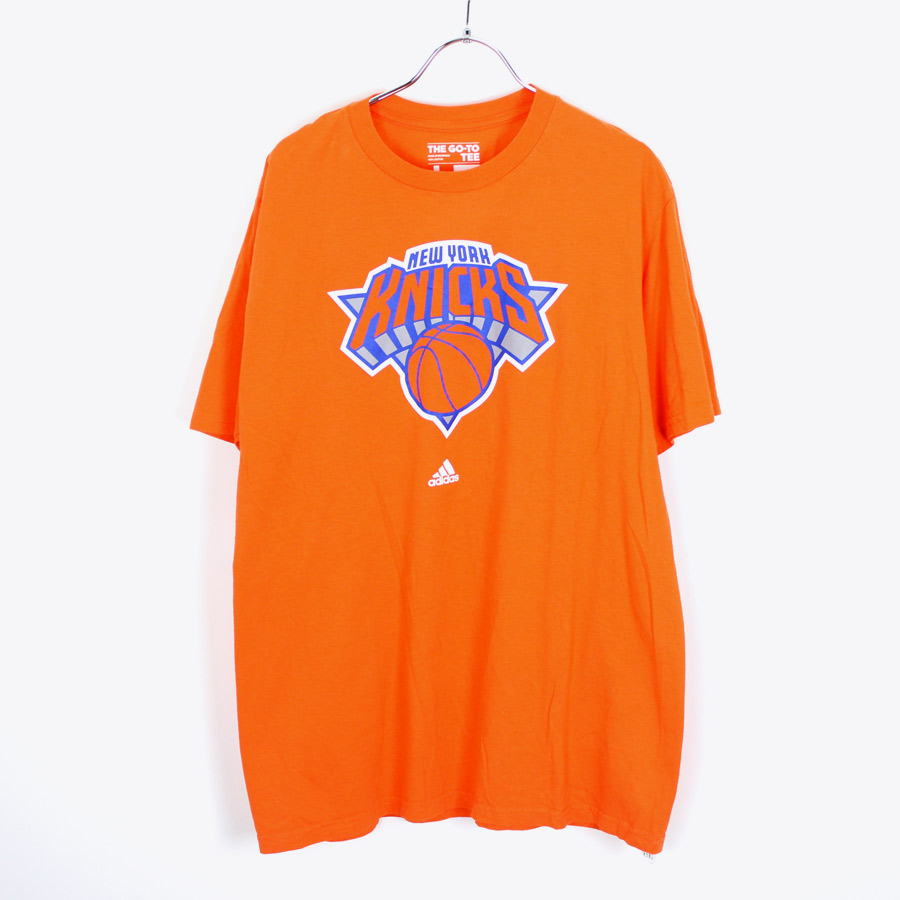 knicks t shirt adidas