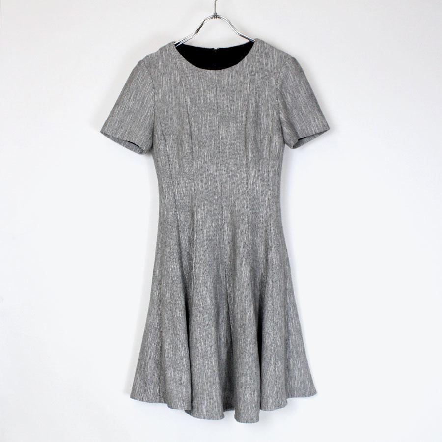 【WOMENS】【中古】【送料無料】(KA) TIBI (ティビ) DRESS ドレス GRAY [SIZE: 0 USED]