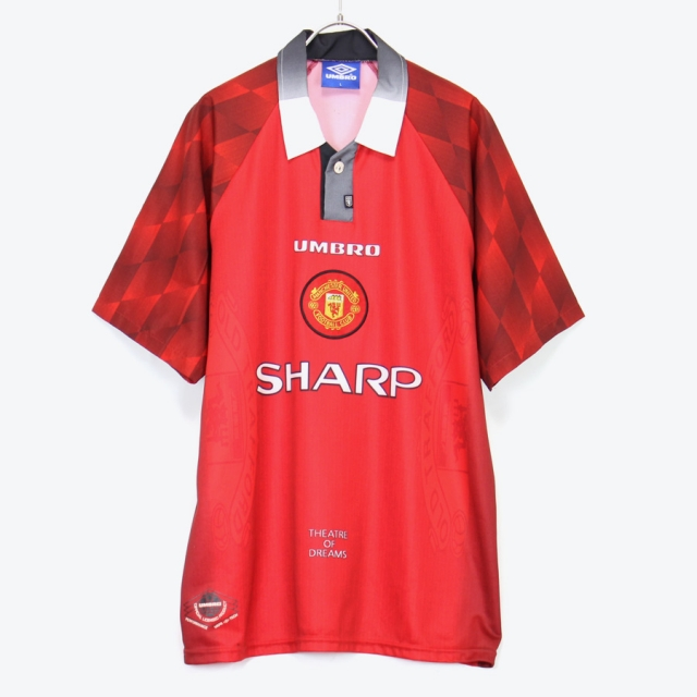 new arrival cd2ec 53724 90'S UMBRO (Ann bath) game shirt MANCHESTER UNITED [SIZE:M USED]