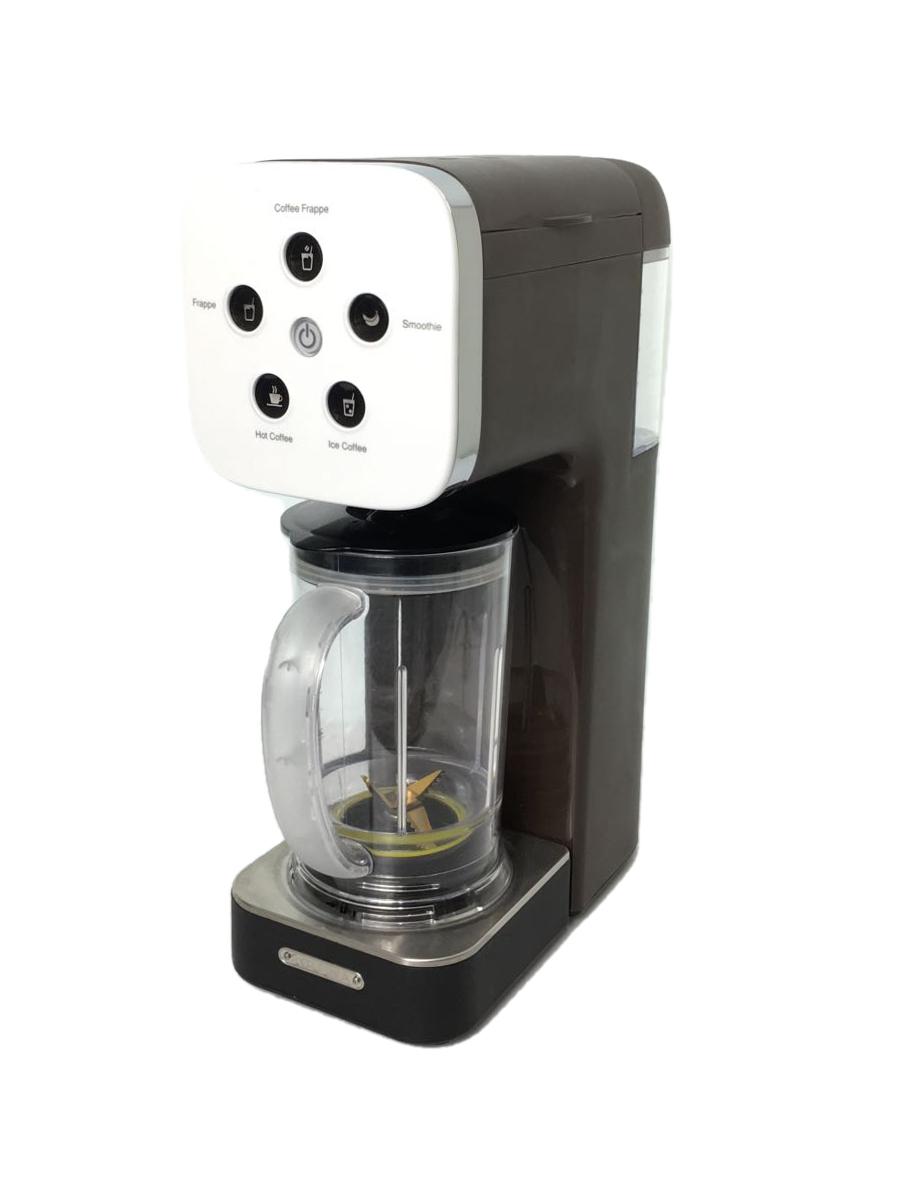 中古 DOSHISHA コーヒーメーカー クワトロチョイス QCR-85A 2016年製 オーディオ 家電 至上 超定番 ビジュアル