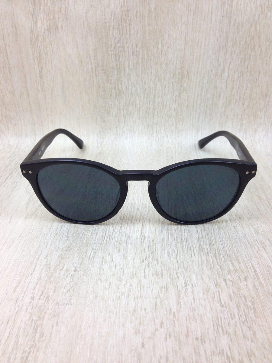 Kiit◆KIIT SUNGLASS KY-A95-900サングラス/ボストン/BLK【中古】【服飾雑貨他】