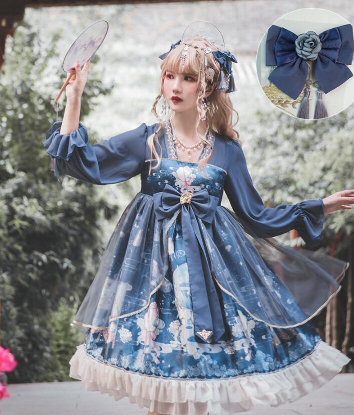 ドレス ロリータ ロリータワンピース ロリータドレス