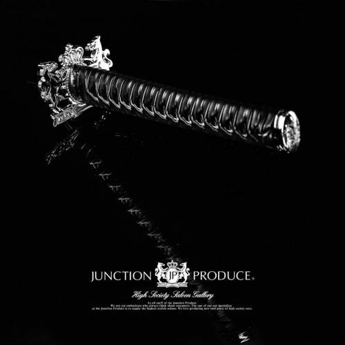 ジャンクションプロデュース JUNCTION PRODUCE JP VIP 刀シフトノブ MT or AT操作ボタン無 日本刀 和風 通販 junction produce