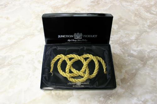 Junction produce JUNCTION PRODUCE tassels rope emblem JAPANESE Japanese bunch sum modern knot car for chrysanthemum products car accessories white white junction JP Rakuten shopping feast ornament atrial junction produce single tassels