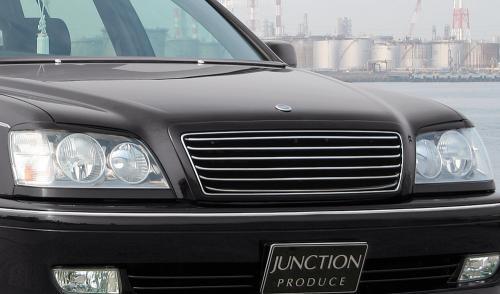 ジャンクションプロデュース JUNCTION PRODUCE CROWN JZS171/JZS175/GS171 【グリルカバー】 エアロキット クラウン 車 カーパーツ 通販 カー用品 カスタムパーツ エアロ junction produce 10P12Oct14