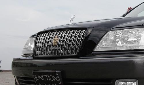 ジャンクションプロデュース JUNCTION PRODUCE MAJESTA UZS171/JZS177【グリルカバー】 エアロキット マジェスタ 車 カーパーツ 通販 カー用品 カスタムパーツ エアロ junction produce 10P12Oct14