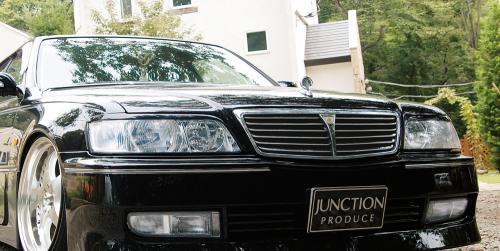 ジャンクションプロデュース JUNCTION PRODUCE ジャンクション CIMA シーマ Y33 エアロキット 【アイラインガーニッシュ】 車 カーパーツ 通販 カー用品 カスタムパーツ エアロ junction produce 10P12Oct14