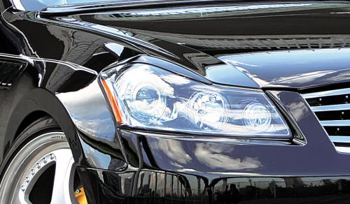 ジャンクションプロデュース JUNCTION PRODUCE ジャンクション FUGA フーガ Y50/GT アイライン エアロキット 【アイラインガーニッシュ】 車 カーパーツ 通販 カー用品 カスタムパーツ エアロ junction produce 10P12Oct14