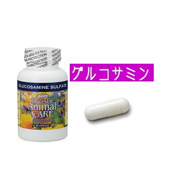【アズミラ】グルコサミン 90カプセルサプリメント補給食