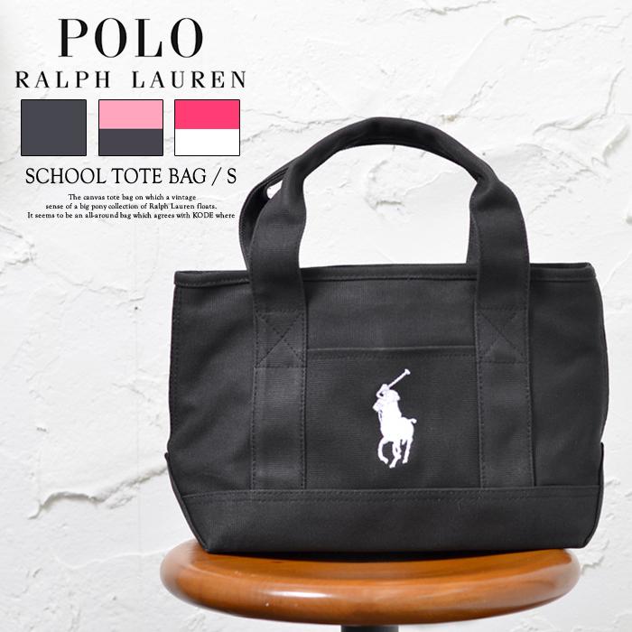 172ca8bd066a POLO RALPH LAUREN polo Ralph Lauren school tote bag    School Tote Bag    small size