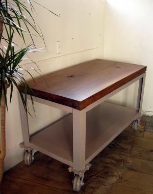 【インダストリアル テーブル ダイニング 家具 ディスプレイ 什器 アンティーク調 アンティーク風】インダストリアル テーブル