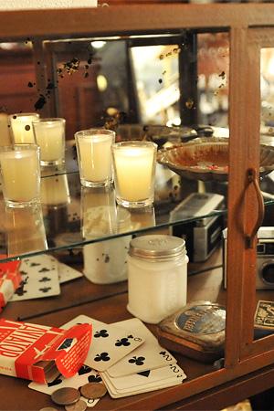 【コレクション ガラスケース ショーケース ディスプレイ アクセサリー アンティーク調 アンティーク風】ガラス 2段コレクションケース