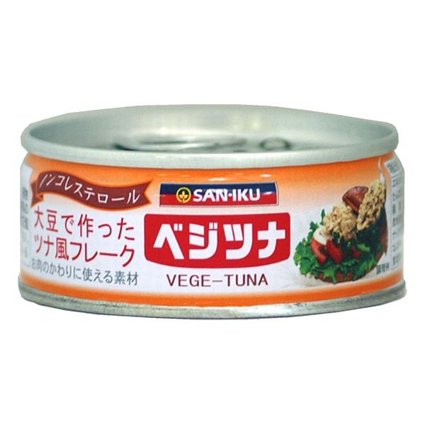 新作 公式ショップ 大人気 ベジツナ 大豆たんぱく食品 缶詰 90g 三育
