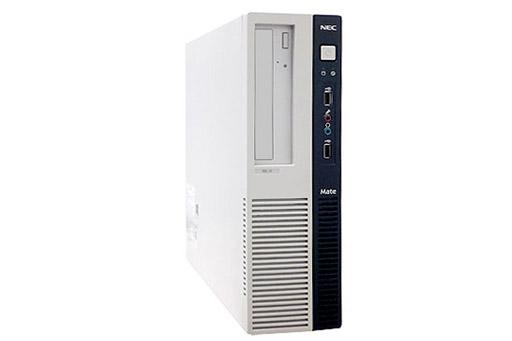【中古パソコン】【単体】【Windows10 64bit搭載】【Core i3 4150搭載】【メモリー4GB搭載】【HDD500GB搭載】【DVDマルチ搭載】【吉祥寺店発】 NEC Mate ML-J (8025152)