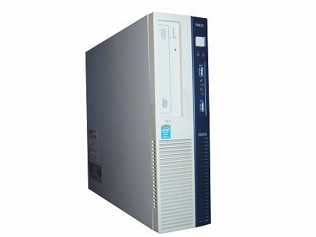 【中古パソコン】【単体】【Windows10 64bit搭載】【Core i3 4130搭載】【メモリー4GB搭載】【HDD500GB搭載】【東久留米発】 NEC Mate MB-H (7517478)
