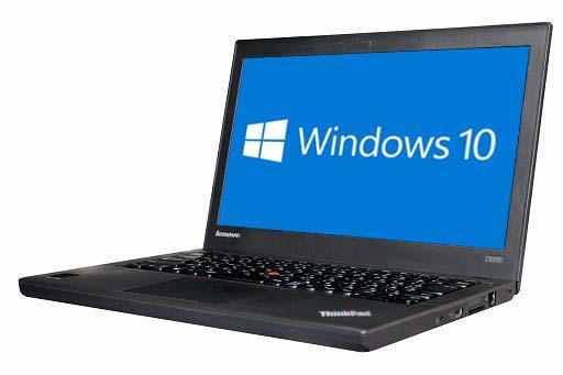 【中古パソコン】【Windows10 64bit搭載】【Core i3 4010U搭載】【メモリー4GB搭載】【HDD500GB搭載】【W-LAN搭載】 lenovo ThinkPad X240 (179351)
