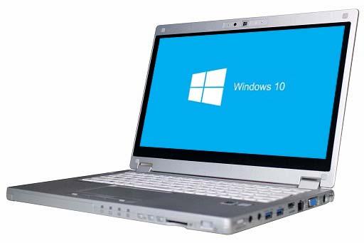 【中古パソコン】♪【Windows10 64bit搭載】【webカメラ搭載】【HDMI端子搭載】【Core i5 6300U搭載】【メモリー4GB搭載】【SSD】【W-LAN搭載】 Panasonic Lets note CF-MX5 (1806576)