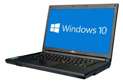 【中古パソコン】【Windows10 64bit搭載】【HDMI端子搭載】【Core i3 3120M搭載】【メモリー4GB搭載】【HDD500GB搭載】【吉祥寺店発】 富士通 FMV-LIFEBOOK A573/G (8004451)